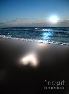 Reflection Of Love - Florida Shore