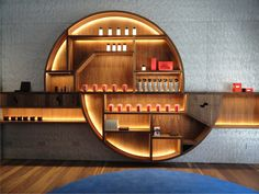 Editions de Parfums in New York / Frederic Malle boutique designed by Steven Holl - via The Gilded Owl