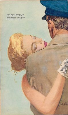 El amor hace milagros vintage romantic pinterest romance illustration 1950s flickr photo sharing romance artvintage sciox Gallery