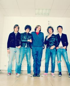First Impressions of The Strokes