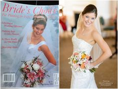 Bride Getting Ready Magazine Photo - Country Club of Pittsfield Wedding - Tricia McCormack Photography
