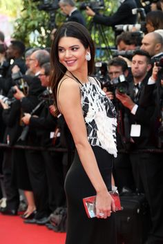 May 14, 2014, Grace of Monaco Premiere in Cannes: It's true! Kendall loves the camera, and the camera loves her back — especially when she's sporting her signature smoky eye makeup.