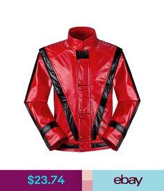 Children/'s Michael Jackson Inspired Sparkling Costume For Kids Fancy Dress HD