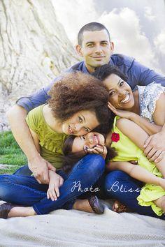 Family Photos #bwwm|#wmbw Interracial family
