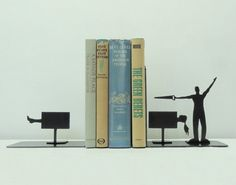 Creative And Unusual Bookends
