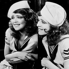 Clara Bow in 'True to the Navy' (1931)