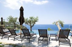 Whether you're relaxing in one of the 23 guest rooms, lounging by the Scirocco Pool Bar, sipping cocktails beneath the stars at Cielo Sky Lounge or indulging in gourmet cuisine at Terrazza Fiorella – the scenery never fails to impress. Weddings Abroad Destinations, Capri Island, Amalfi Coast Wedding, Outdoor Pool, Outdoor Decor, Wedding Consultant, Pool Bar, Destination Wedding Planner, Outdoor Projects