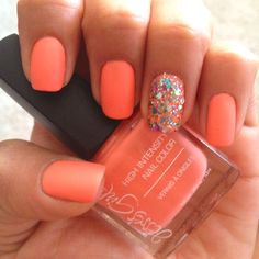 Jesses girl nail polish: vernis a ongles with opi rainbow connection