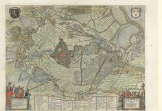 Verovering van Breda en de uittocht van het Spaanse garnizoen, 1637, anoniem, Willem II (prins van Oranje), Johannes Willemszoon Blaeu, 1647 - 1649