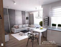 Mieszkanie we Wrocławiu - zdjęcie od JT DESIGN Justyna Tatys