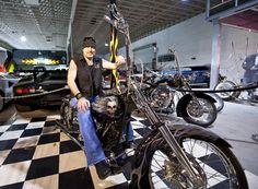 Las Vegas' entrepreneurial Danny Koker still going strong Best Tv Shows, Favorite Tv Shows, Las Vegas Review Journal, Pawn Stars, Counting Cars, Custom Choppers, History Channel, Music Tv, Kustom