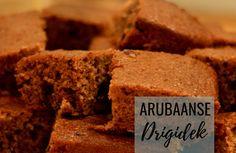Deze ontbijtkoek uit Aruba heeft een speciale kleur en smaak door een geheimpje…