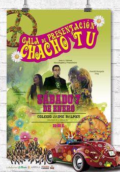 Grupo Mascarada Carnaval: Presentación Chacho Tú 2017