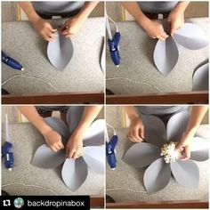 "688 Likes, 99 Comments - Danielle Gonzales (@backdropinabox) on Instagram: ""One of my favorite mini tutorial #TBT just to see and know that my followers like them and to see…"""