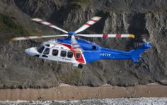 AW-189 operating for Bristow Helicopter