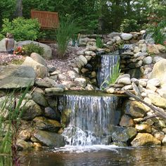Stargazer Perennials Garden Journal: DIY: HOW TO BUILD A PROFESSIONAL POND AND WATERFALL IN A WEEKEND WITH A SAVIO POND KIT!