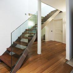Progettazione scale interne | scala interna design | scale da interni moderne || LUCACREA
