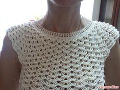 Интересный узор для платья