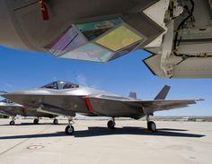 F-35 Lightning II Electro-Optical Targeting System (EOTS) · Lockheed Martin