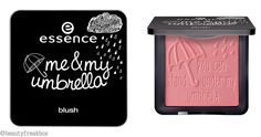 essence trend edition me & my umbrella - Preview #essencemeandmyumbrella #limitededition #essencetrendedition #trendedition #dmdrogerie #budni #rossmann