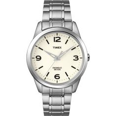 Timex Women's T2N646KW Weekender Classic Casual Watch with Cream Dial Bracelet: Watches: Amazon.com
