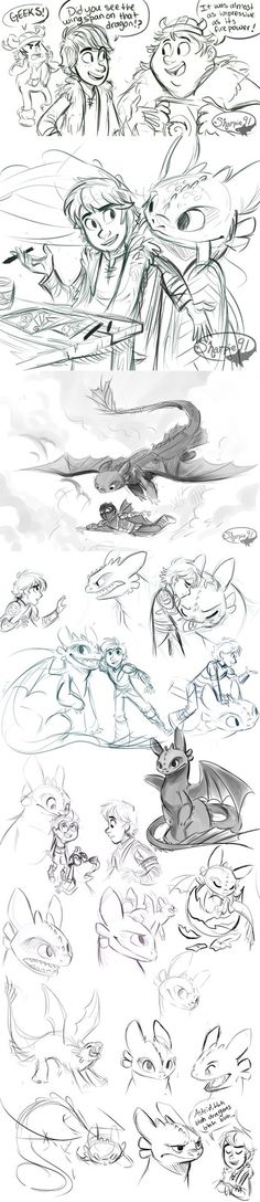 I've seen it twice so far. It's the best animated sequel I've ever seen so if you loved the first one, go watch HTTYD 2. Not all of this is spoilers. Just a few of them. HTTYD (C)...