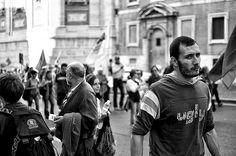 marcia di protesta - Roma #2