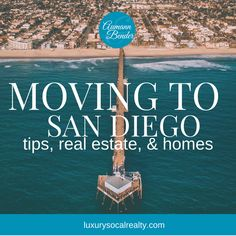Follow our Moving to San Diego board to discover tips, real estate, & homes with our Ultimate Relocation Guide to find the best communities and neighborhoods in San Diego curated by: Joy Bender   San Diego Real Estate Agent   Luxury Realtor® #REDigitalMarketing #sandiegoismyhome #sandiego #sandiegoconnection #sdlocals #movingtosandiego #realestateagenttips