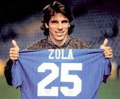 New dawn Gianfranco Zola joins Chelsea from Parma in November In 2 years we want from a team unable to beat Wimbledon to winning the FA, League and European cup winners cup. Chelsea Shirt, Chelsea Fc, Football Shirts, Football Players, Chelsea Football Team, Gianfranco Zola, Stamford Bridge, Premier League, My Boys