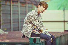 #BTS <Mood For Love pt.2> Concept Photo - [Je Ne Regrette Rien] #Jin