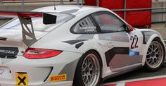 Porsche 997 GT3 Cup Car 2015 in its new urban camo look #Porsche #GT3 #CupCar #Snetterton