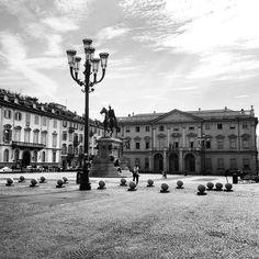 Piazza Bodoni. Torino.