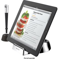 Belkin iPad stand for the kitchen