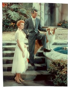 Cary Grant, Deborah Kerr, An Affair to Remember. My favorite scene from my all time favorite movie.