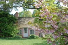 Cherry Blossom Cottage by Ciarrai - Pixdaus