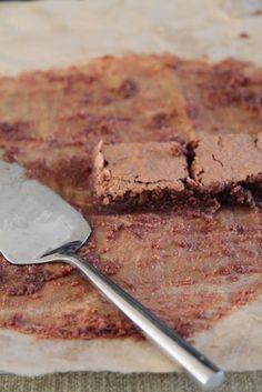 raspberries and cream: Brownies z rumem
