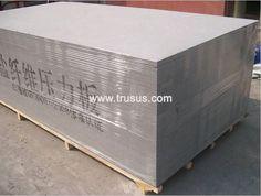 Wall Panel-non asbestos free fiber cement board Concrete Board, Fiber Cement Board, Building Materials, Entryway Tables, Boards, Storage, Outdoor Decor, Wall, Google