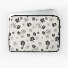 Exotic Flowers Birds Butterflies Pattern Neoprene Sleeve Pouch Case Bag for 11.6 Inch Laptop Computer Designed to Fit Any Laptop//Notebook//ultrabook//MacBook with Display Size 11.6 Inches