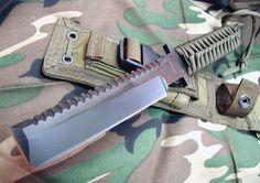 Strider Knives: Model BD $450 A good camp knife.  Though on the options I prefer the textured micarta handle slabs to the 550 Paracord Wrap.  Just feels better in the hands.