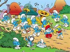 smurfs cartoon
