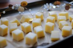 Rum Fudge Recipe, Fudge Recipes, Baking Parchment, Spiced Rum, Great Christmas Gifts, Confectionery, Spices, Yummy Food, Treats