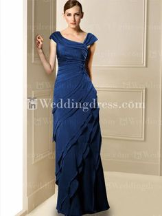 Bride Mother Dresses_Indigo