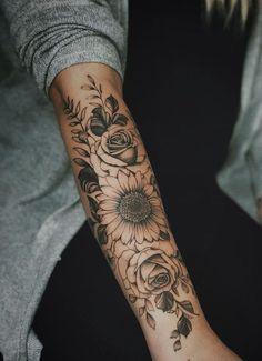 Feminine Tattoo Sleeves, Feminine Tattoos, Girly Tattoos, Body Art Tattoos, Hand Tattoos, Small Tattoos, Tatoos, Turtle Tattoos, Tribal Tattoos