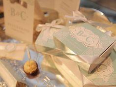 Lembrancinha de casamento: levar os doces da festa para casa