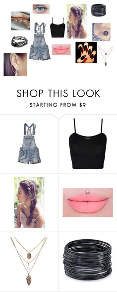 """""""Untitled #144"""" by geekfreak0828 on Polyvore featuring Abercrombie & Fitch, WearAll and ABS by Allen Schwartz"""