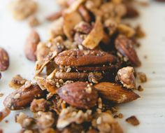 This Grain-Free Granola Recipe is Nuts. Literally. - The Chalkboard