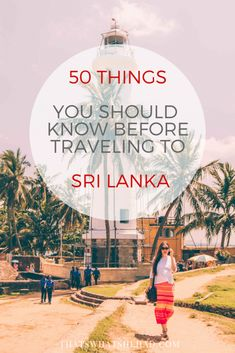 50 tips for the first-time travelers to Sri Lanka! From tips for using public transport and tuk-tuks to safety to food recommendations! My best tips after living on the island for 8 years! Israel Travel, India Travel, Japan Travel, Travel Advice, Travel Guides, Travel Tips, Backpacking Asia, Southeast Asia, Time Travel
