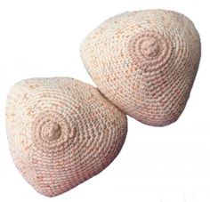 Awesome Breastforms - an organization that donates knit and crochet prosthetic breasts to cancer survivors.