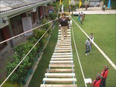 #adventuresports #stairs #fun #enjoy #India  www.damroobox.com
