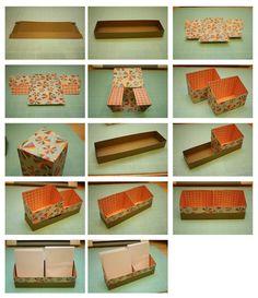 Card and Envelope Storage